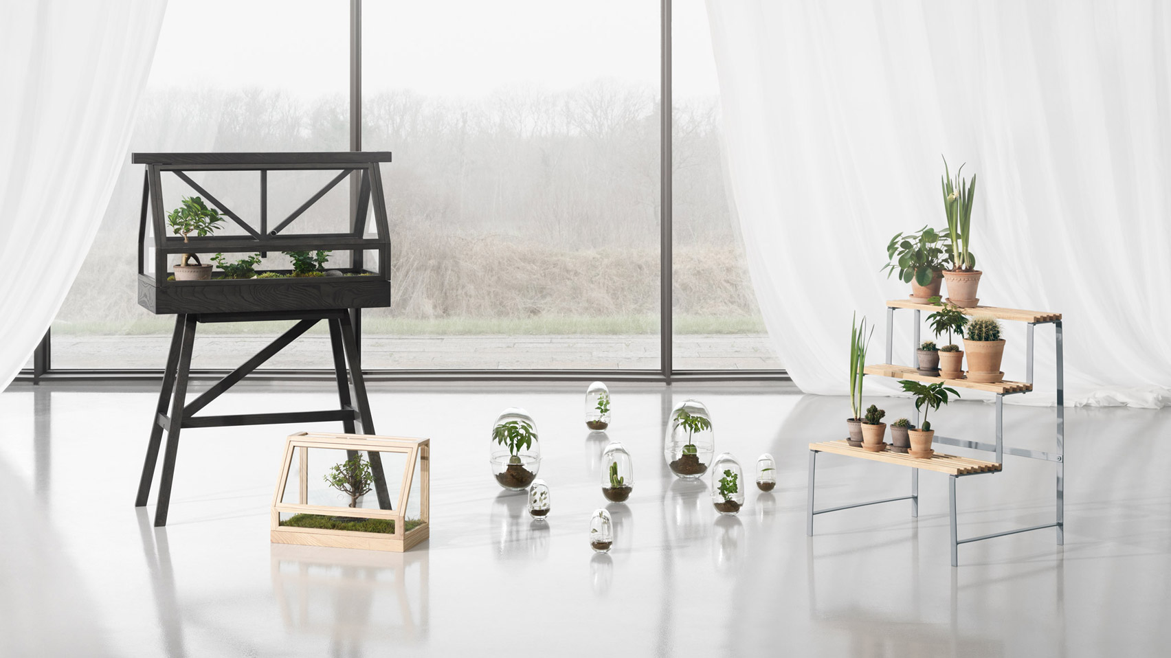Greenhouse Mini by Atelier 2+ for Design House Stockholm