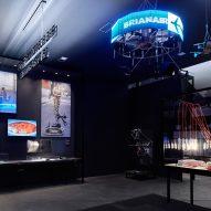 Hello Robot exhibition