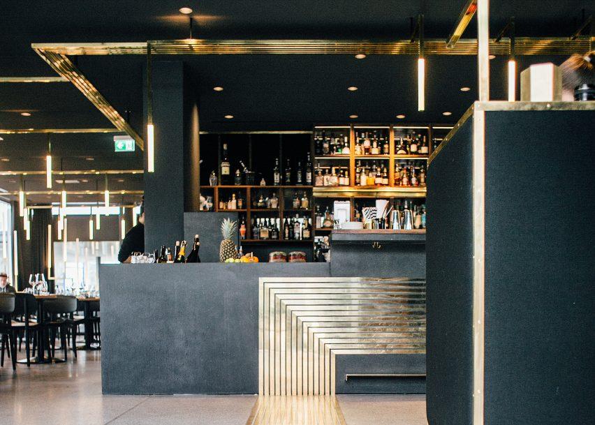 Herzog Bar & Restaurant München, Germany, by Build Inc Architects