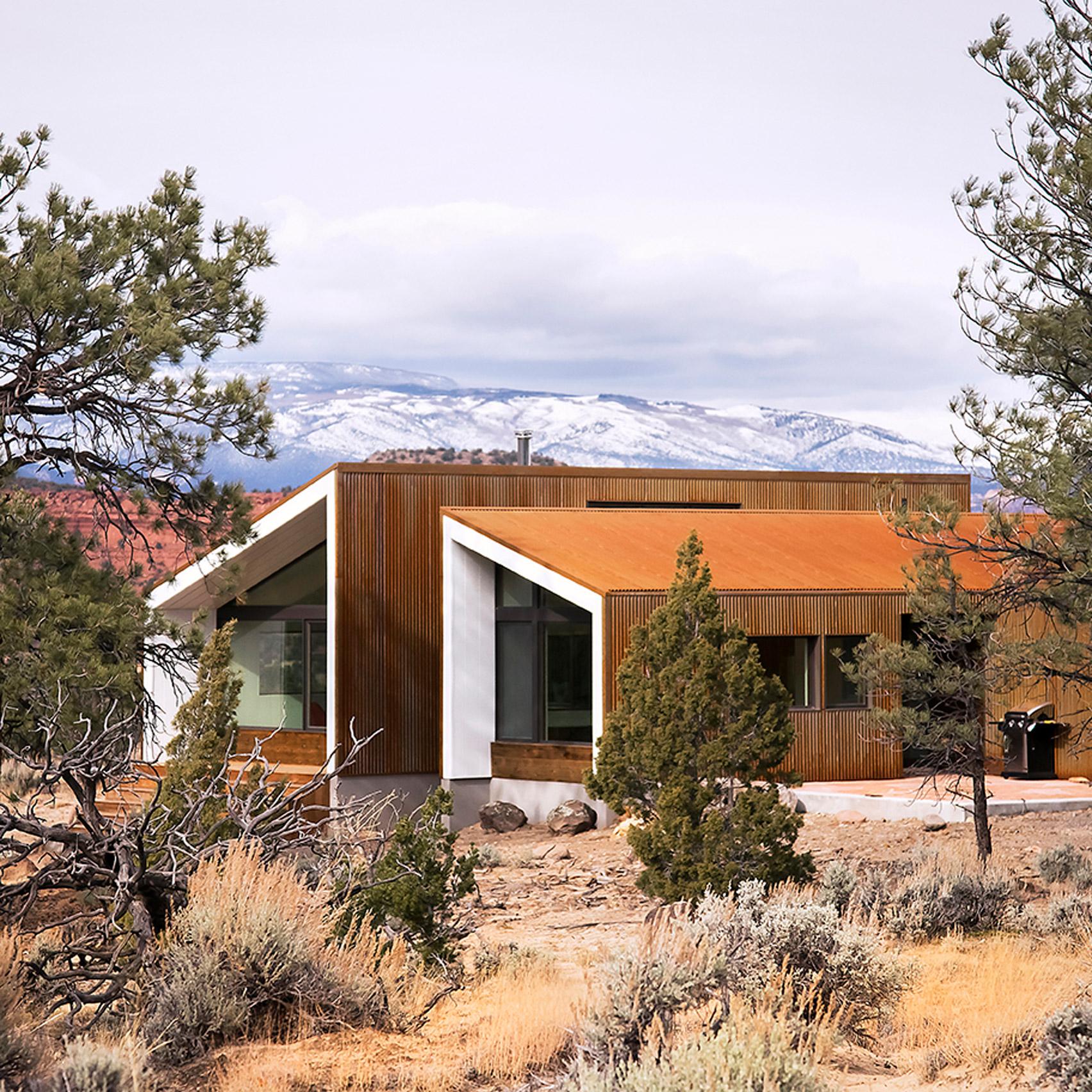 High Desert Dwelling by Imbue