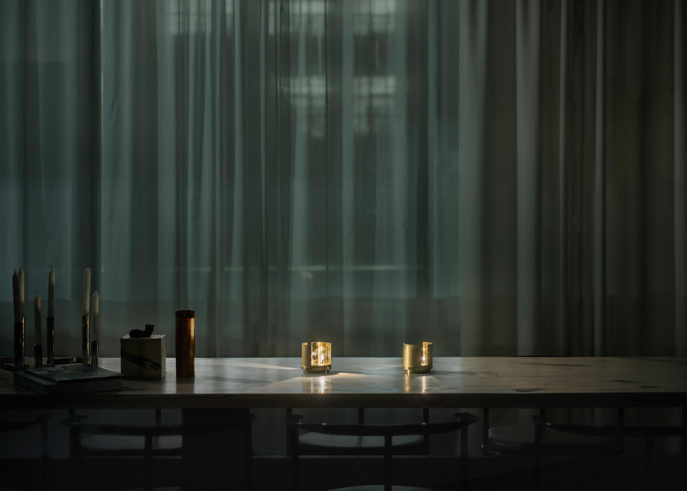 Stockholm: Holocene intimate illuminations by Wastberg