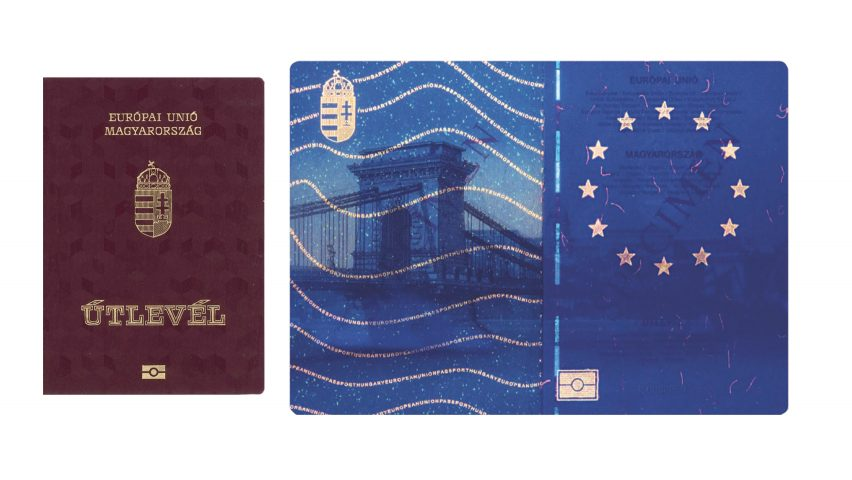 Best passport designs