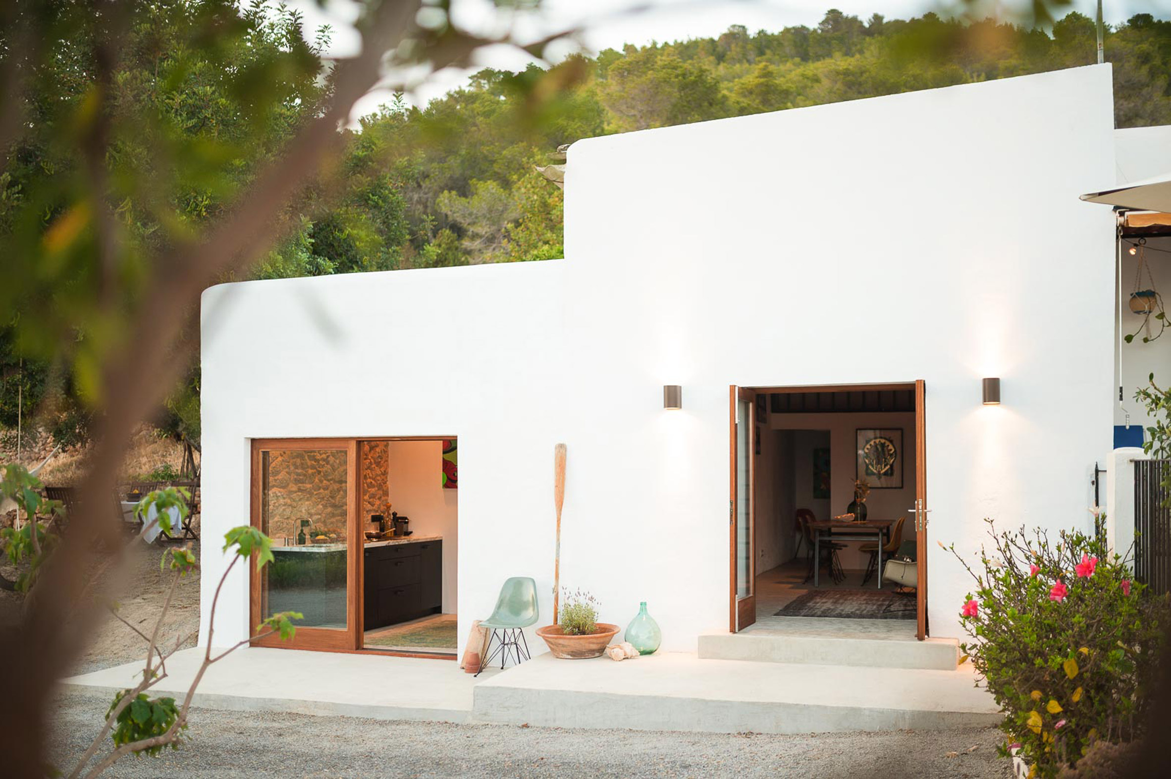 Standard Studio converts 200-year-old Ibiza stable into self-sufficient cottage