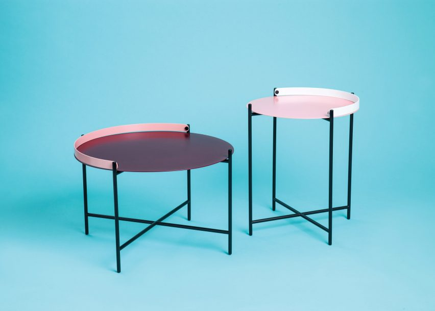 Edge Tables by Roee Magdassi