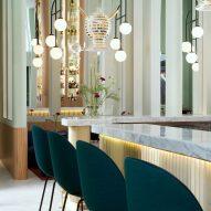 Jaime Hayón designs interiors for Barceló Torre de Madrid hotel