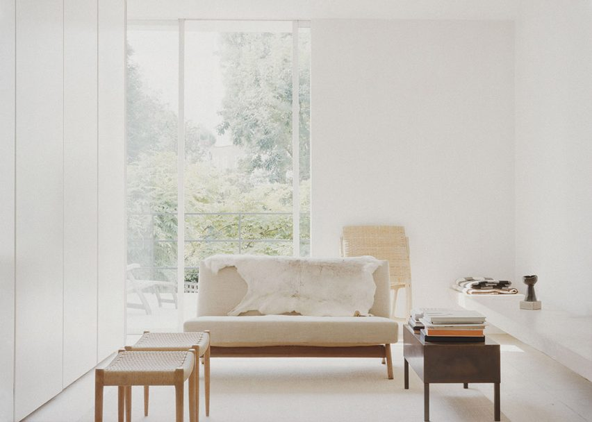 ... Notting Hill Home, London, England By John Pawson