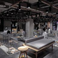 JOOOS Fitting Room by LI Xiang