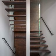 Staircase 2 Junsei House by Suyama Peterson Deguchi