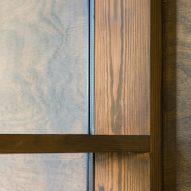 Window detail Junsei House by Suyama Peterson Deguchi