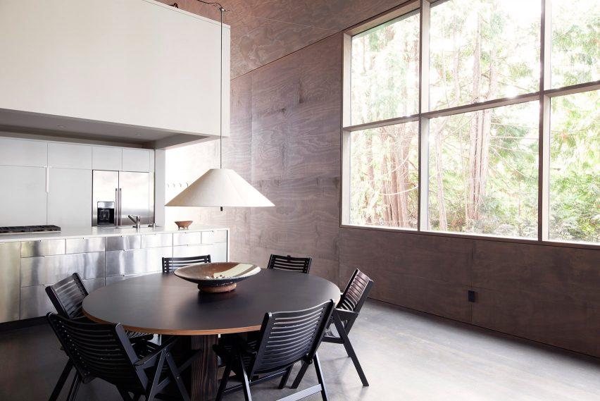 Dining and Kitchen - Junsei House Suyama Peterson Deguchi