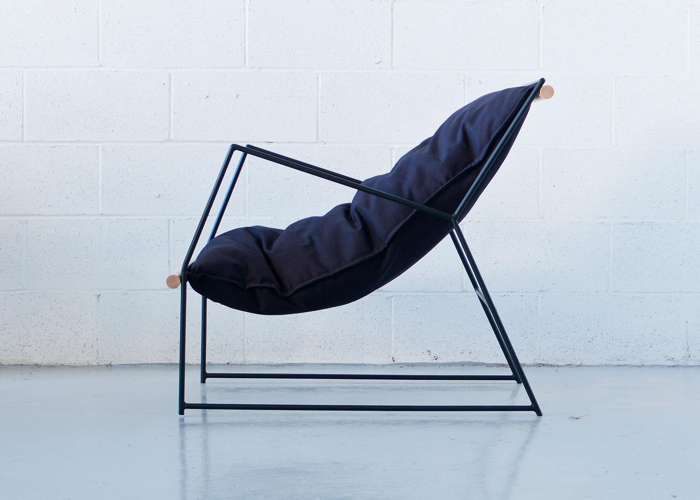 Kumo chair by Mitz Takahashi