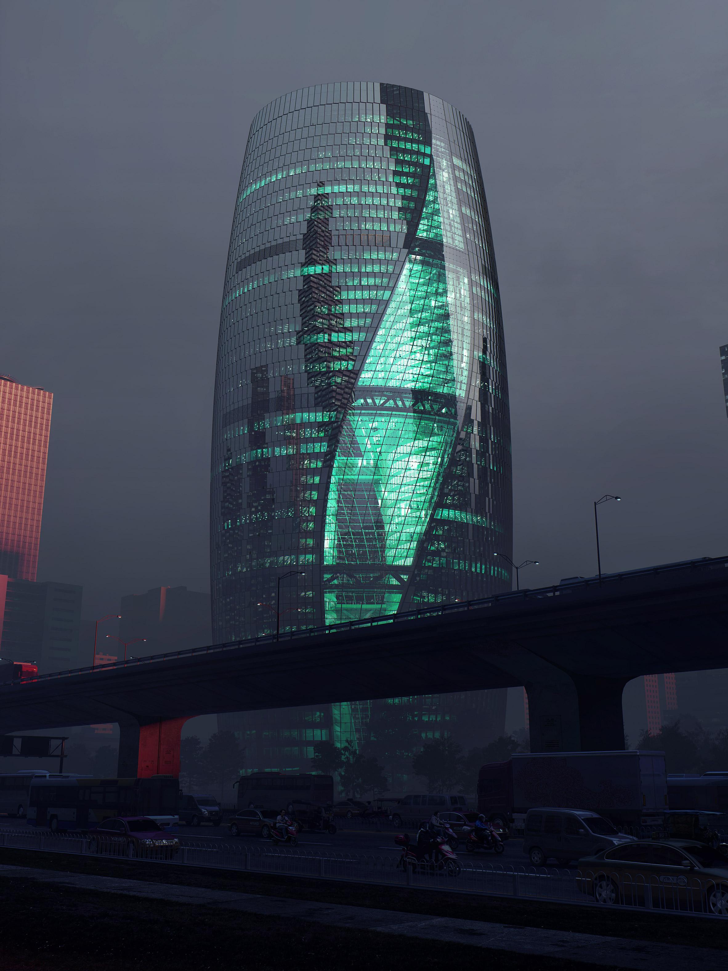 برج پکن