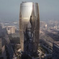 Zaha Hadid Architects' Beijing tower to feature world's largest atrium
