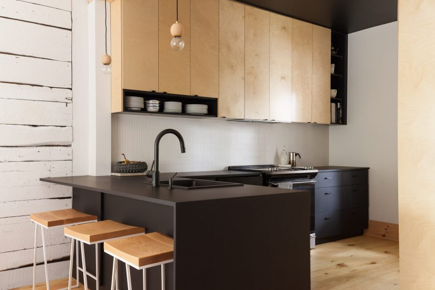Mélissa Ohnona preserves nicks and scratches in revamp of Montreal on