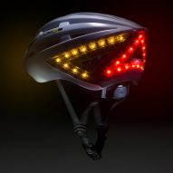 Lumos smart bike helmet incorporates brake lights and indicators