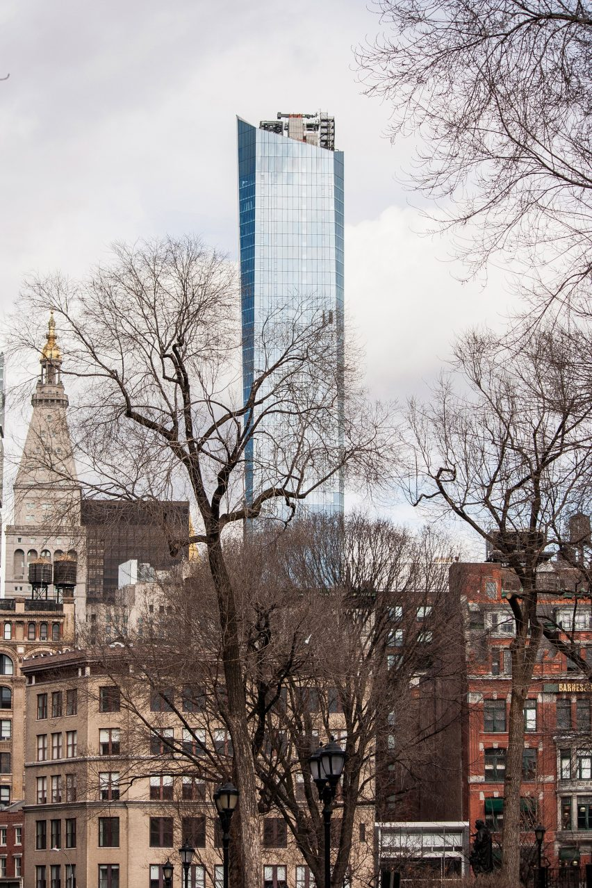 Madison Square Park Tower by KPF