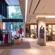 Massimo Dutti In Mexico City by SMA