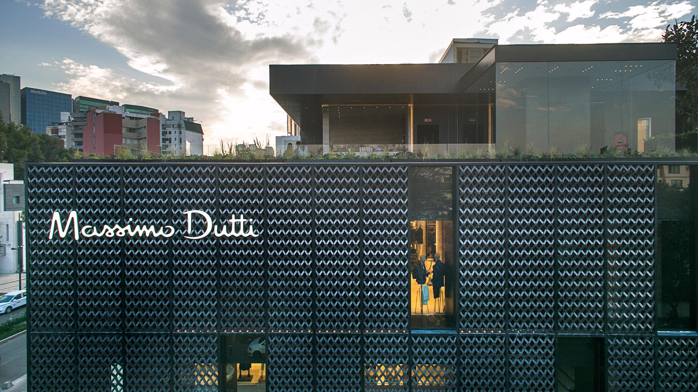 Massimo Dutti In Mexico City by SMA