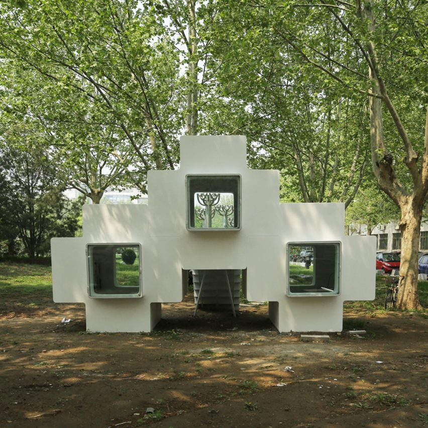 Micro House by Studio Liu Lubin
