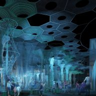 Jenny Sabin to create robotically knitted canopy for MoMA PS1 Young Architects Program 2017