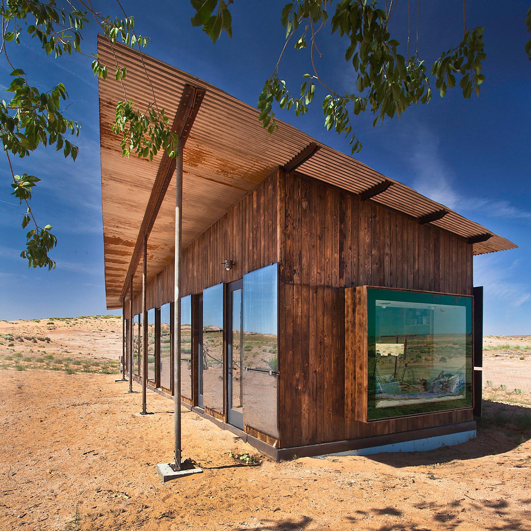 Utah Home Design Architects: 3Novices:10 Desert Houses That Make The Most Of Arid