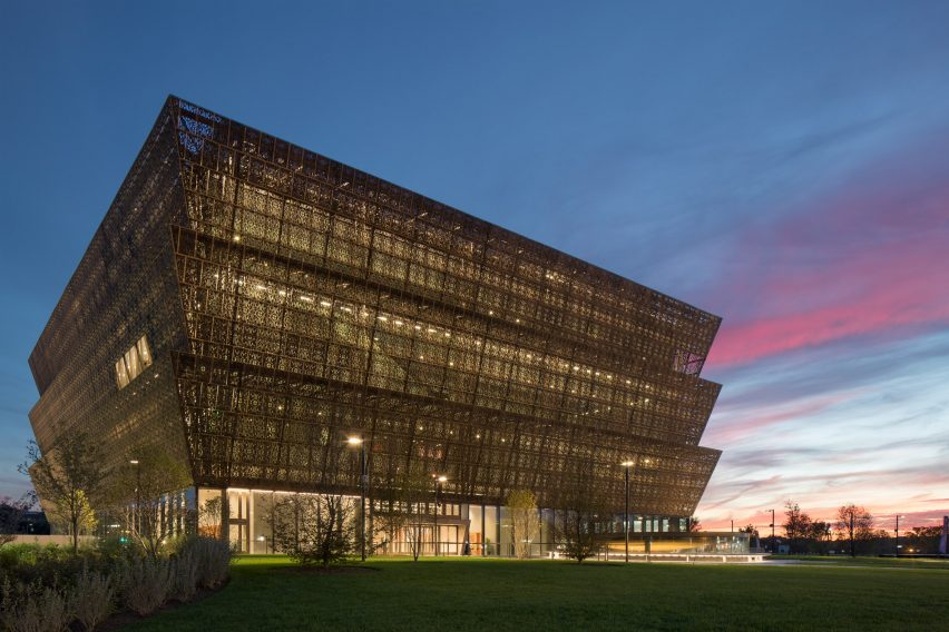 Smithsonian National Museum David Adjaye