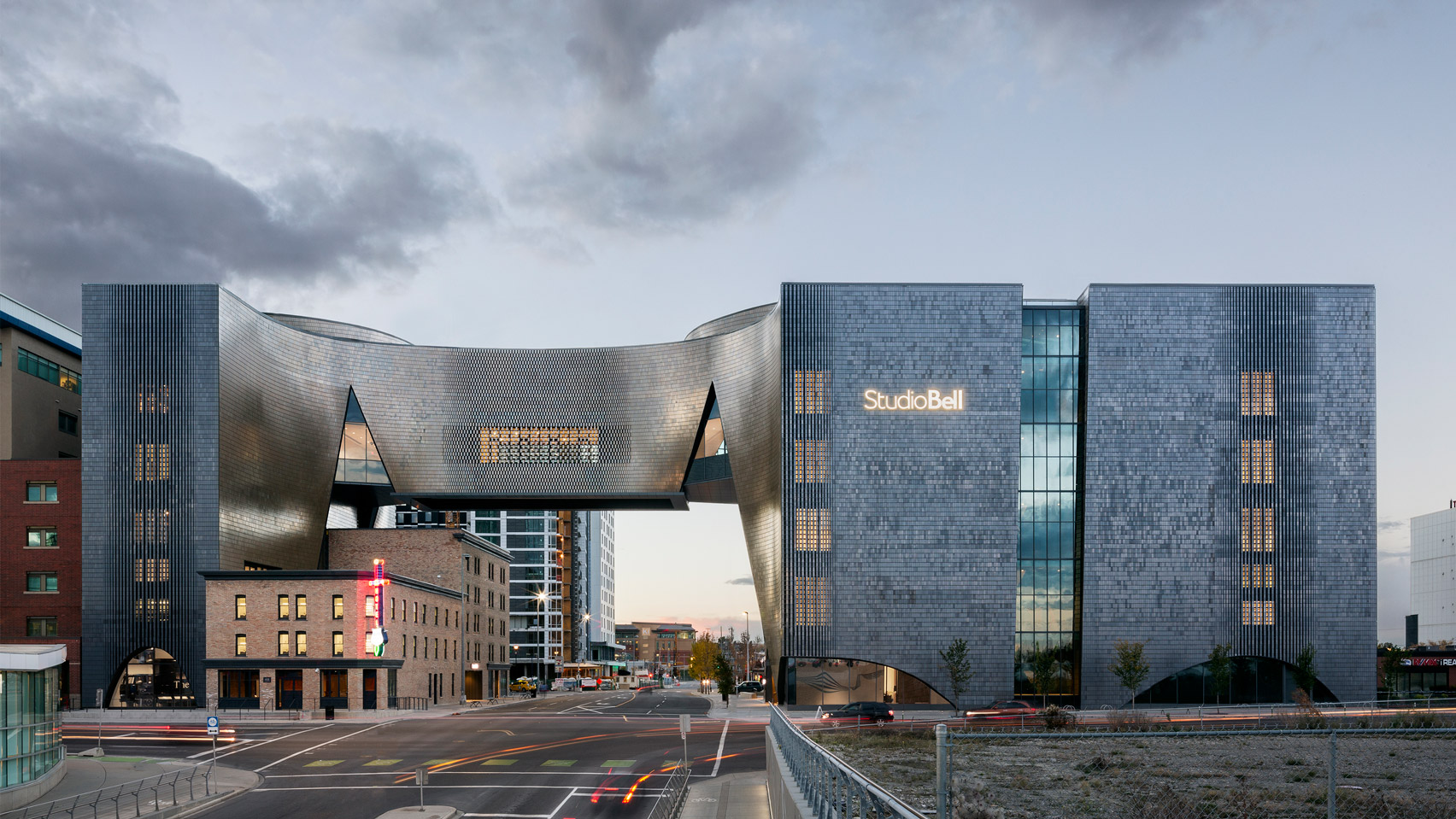 National Music Centre by Allied Works