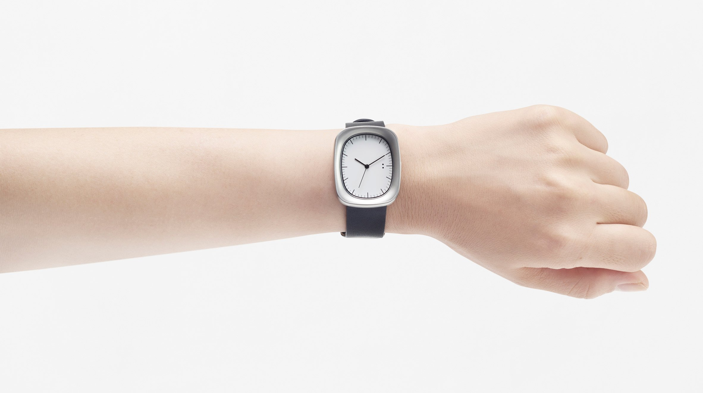 Nendo launches timepiece inspired by air travel under new watch brand 10:10