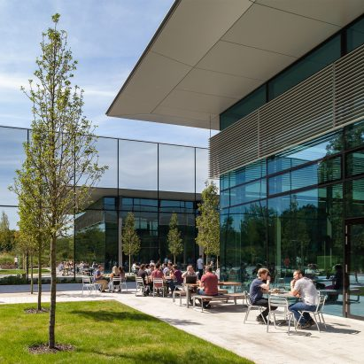 Embargoed: New Dyson campus
