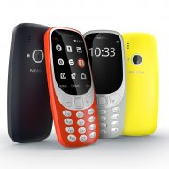 New-look Nokia 3310 mobile phone revealed