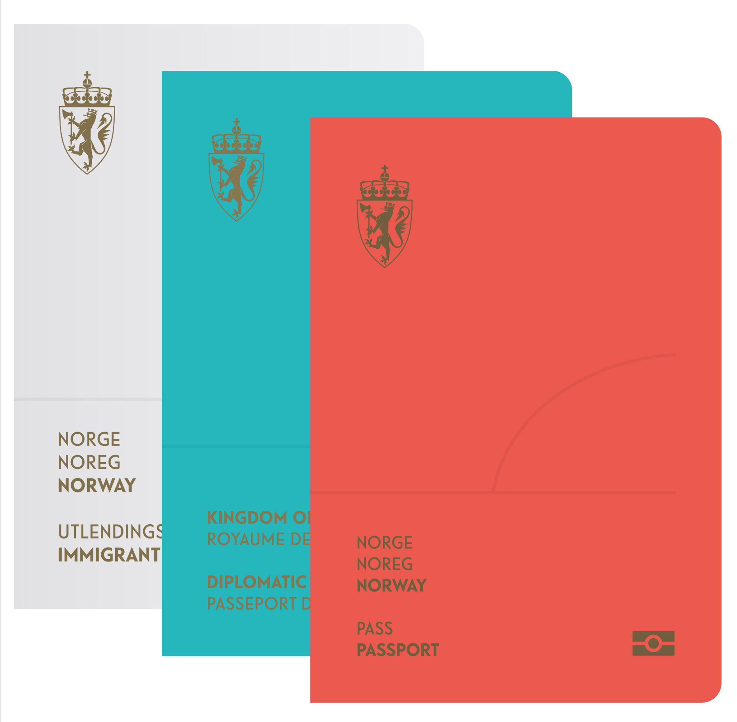 Five passports that fly the flag for good design