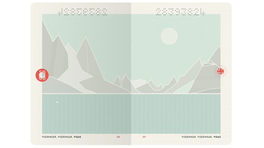 Best passport designs