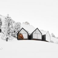 Mountain Hut by Peter Pichler Architecture