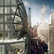 121 E 22nd by OMA
