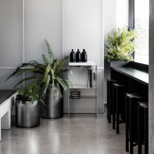 Concrete And Terrazzo Furniture Feature In