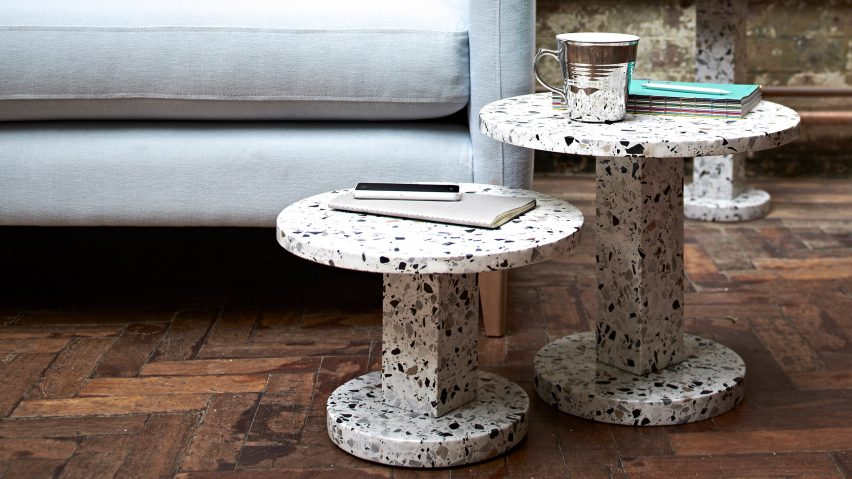 Image result for Terrazzo furniture