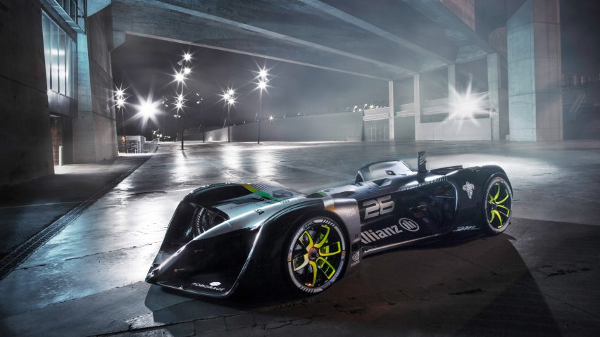 The Autonomous Robocar, Manufactured By Roborace, Uses A Number Of  Technologies To