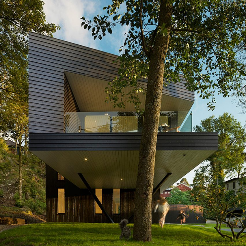 House Architects 10 homes architects and designers have created for themselves