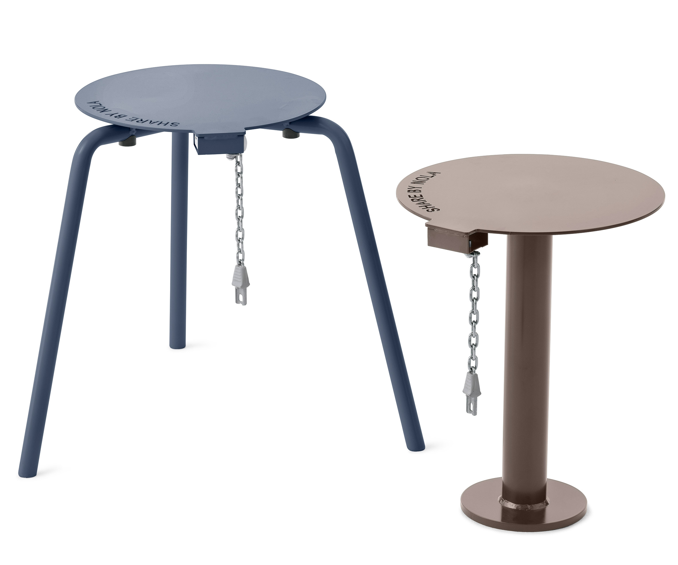 Thomas Bernstrand's coin-operated Share Stool is an alternative to fixed street furniture