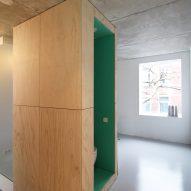 Skinny House by Gwendolyn Huisman