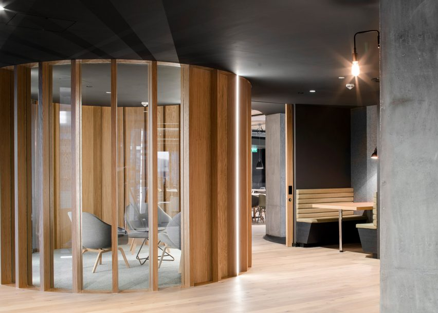 Slack European offices, Ireland, by ODOS Architects