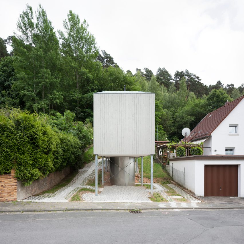 Small House by Architekturbüro Scheder
