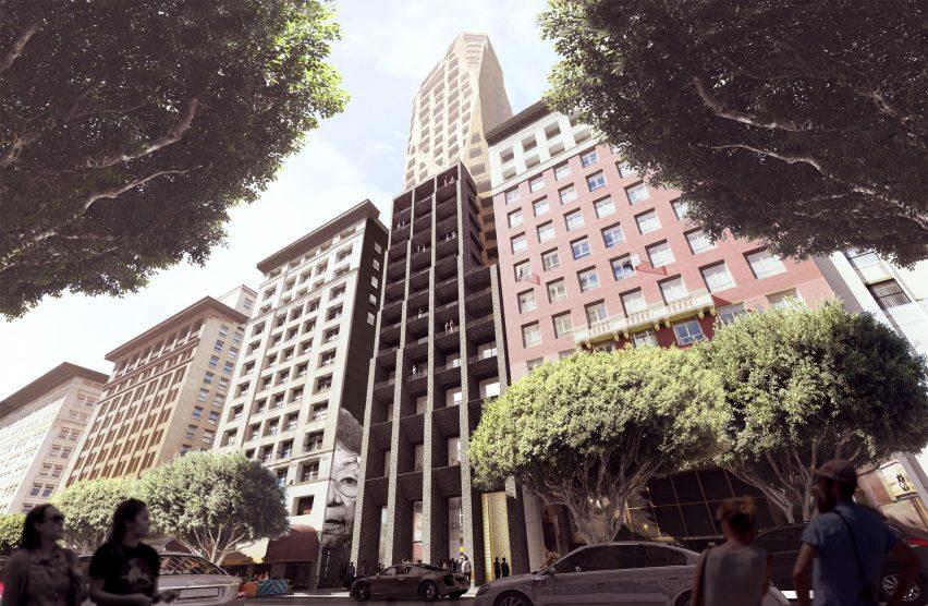 Spring Street Hotel by asap