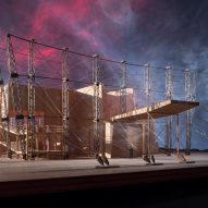 Columbia GSAPP presents architectural models and photos in Stagecraft exhibition