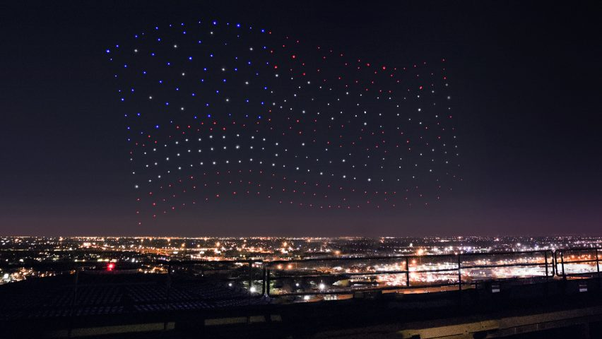 News: Superbowl drones