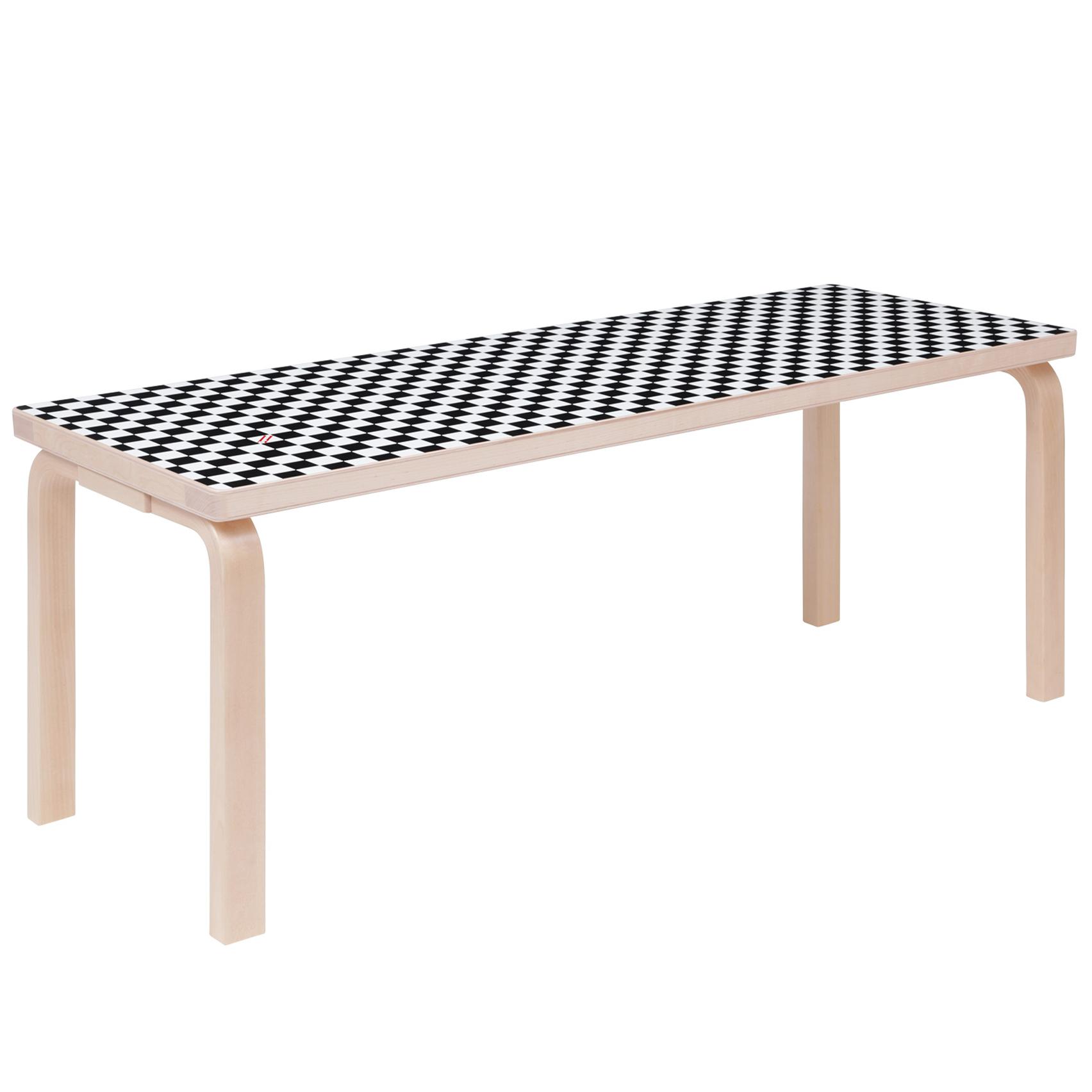 Supreme unveils checkerboard edition of alvar aaltos iconic stool 60