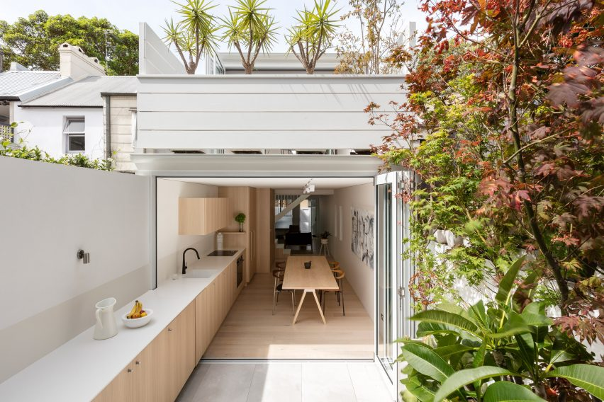 Surry Hills House by Benn + Penna Architecture