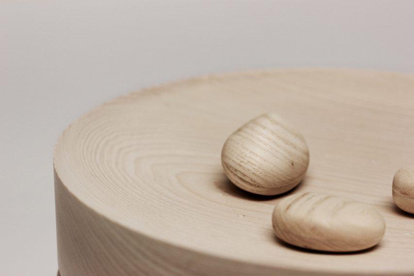 Tactile Perception urn by Lisa Merk Lund University
