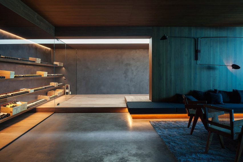 The Bachelor Pad Govaert & Vanhoutte Architects