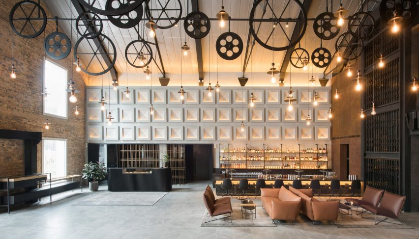 Asylum transforms Singapore spice warehouse into boutique hotel